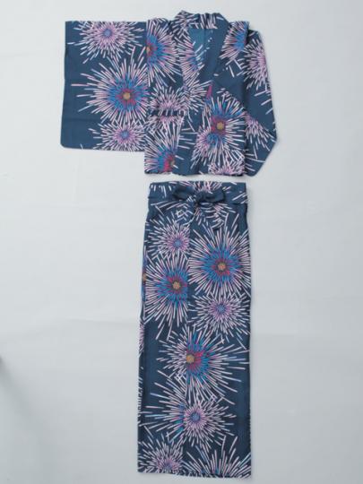 【CHINTAI情報局】一人で着付けできる「上下セパレート浴衣」って?