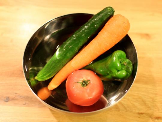 【CHINTAI情報局】野菜や果物の汚れを除去!「野菜洗い洗剤」の実力は?