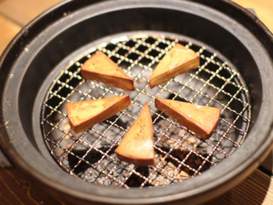 プロセスチーズは、熱が上がると溶けやすいので注意しよう