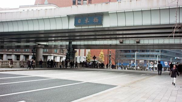1603年の架橋以来、改修と改架を繰り返してきた日本橋