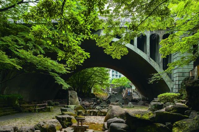 日本の都市公園百選にも選定されている!