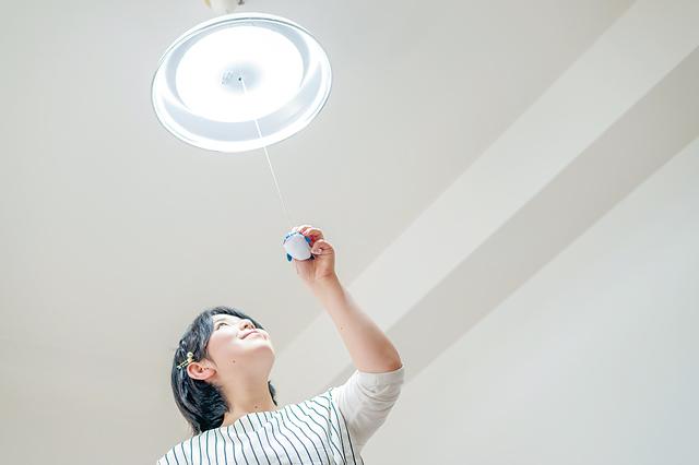 電気をこまめに消すなど、この1年で生活の知恵もしっかり身に付けている森松さん