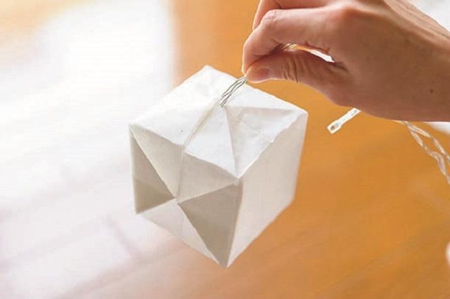 12.風船の形を整えて、完成。同様に好みの個数分作れば完成!
