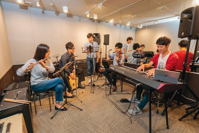 音楽スタジオ付き賃貸物件「OTOWA神戸元町」