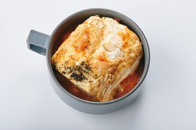 レンジグラタンスープ