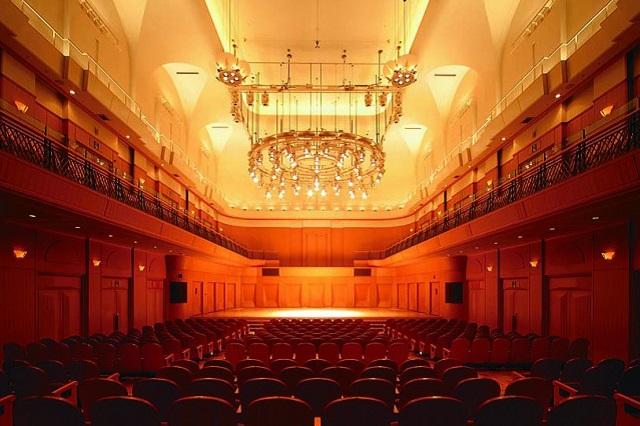 「三井住友海上しらかわホール」は名古屋を代表するコンサートホールだ