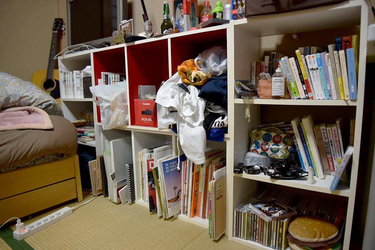 家具の配置を誤ると、窮屈で動きづらい部屋に