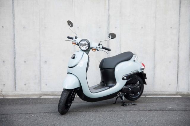 Hondaのスクーター「ジョルノ」