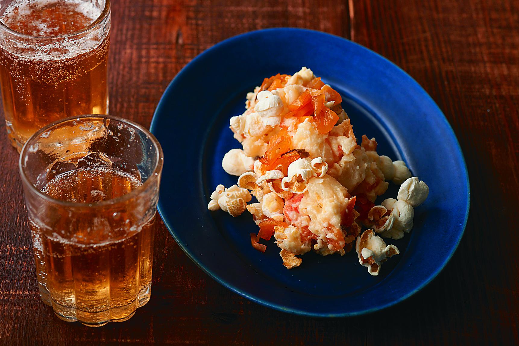 【コンビニ飯レシピ】セブンイレブンの商品で作るおつまみ チーズ海苔おでん/やみつきポテトサラダ