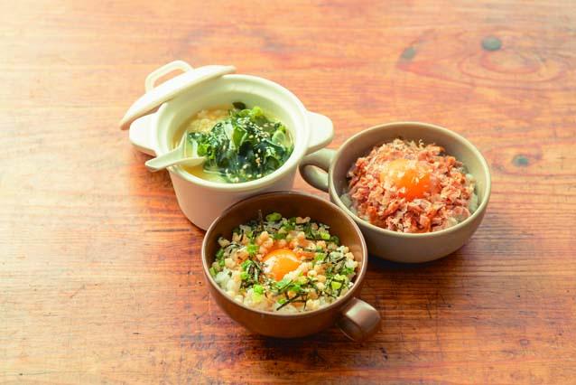 食べるのが面倒な日もちゃちゃっと作れて便利!|卵かけごはんアレンジレシピ3