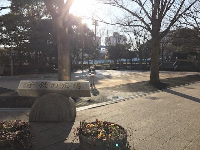 西葛西駅南口から徒歩すぐの総合レクリエーション公園にはさまざまな遊び場が集結