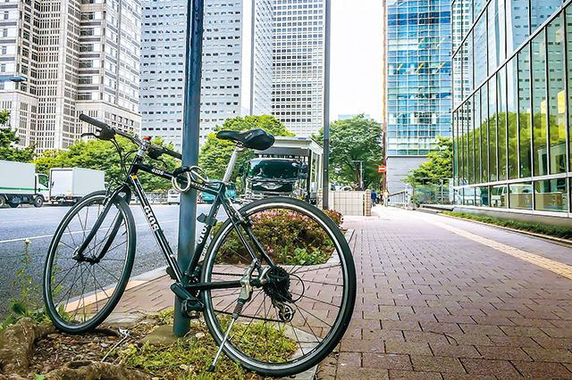 自転車があれば生活は便利になる!