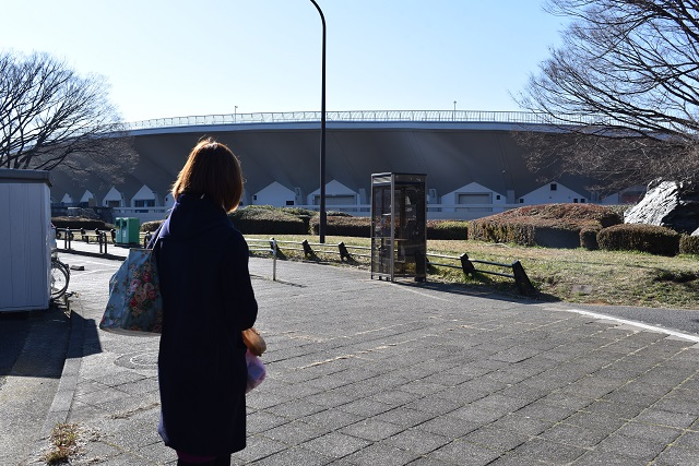 おいしいパン屋と公園がある駒沢は、片山さんにとって理想郷なのかもしれない