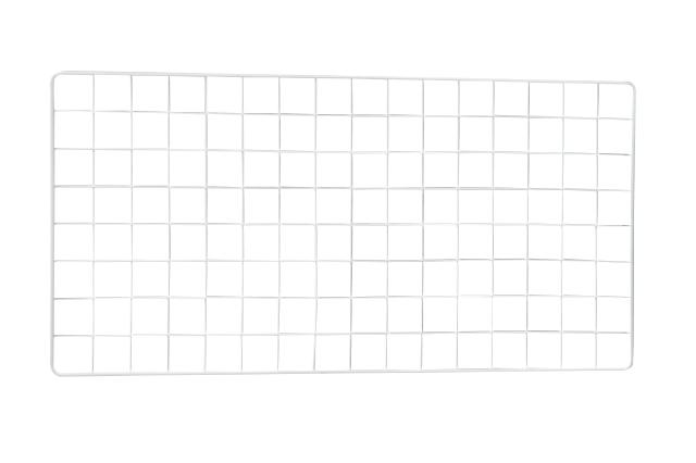 S字フックを引っ掛けたりして使うDIY界ではもはや定番のアイテム|ワイヤーネット(セリア)