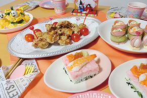 【ダイソーの店長オススメ】ひな祭りパーティーに使える調理&飾り付け100均グッズ9選