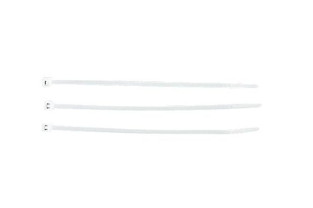 結束バンドはネットなどの固定にも使える優れもの|有孔ボードとつっぱり棒で玄関収納をDIY
