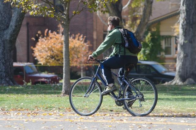 意外と多い自転車のメリット