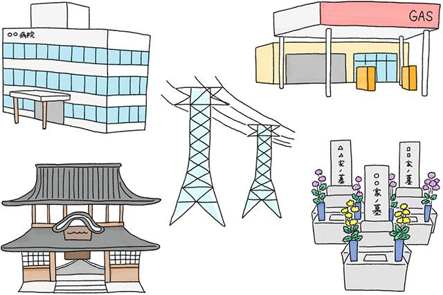 ガソリンスタンド、寺、墓地、病院、高圧電線の近くは風水的にはNG|中国命理学研究家・林秀靜さんに聞いた、幸せになりたいなら避けておきたい部屋の特徴