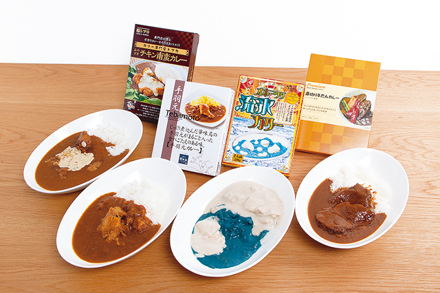北海道、宮城県、福岡県、宮崎県の4つのご当地カレーを食べ比べてみた|【お取り寄せグルメレビュー】北海道、宮城、福岡、宮崎のご当地カレーを食べ比べ!