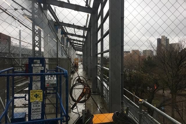 ホーム拡張中|東京メトロ直通運転開始で便利になる街「北綾瀬」「方南町」をサキドリ取材してきた