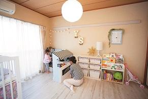 【インテリアコーディネート術】DIY好きママに聞いたファミリー向けインテリア術とは?