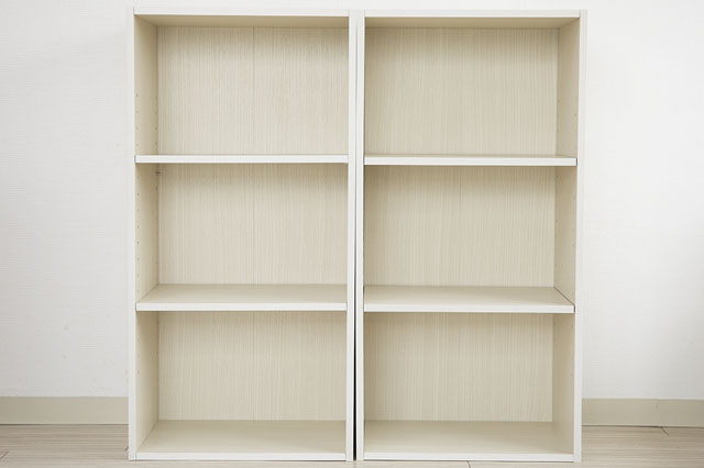 2台使うので、購入はWebショップを活用していいかも|【賃貸DIY】狭いキッチンに!調理スペースや収納棚になるキッチンカウンターの作り方
