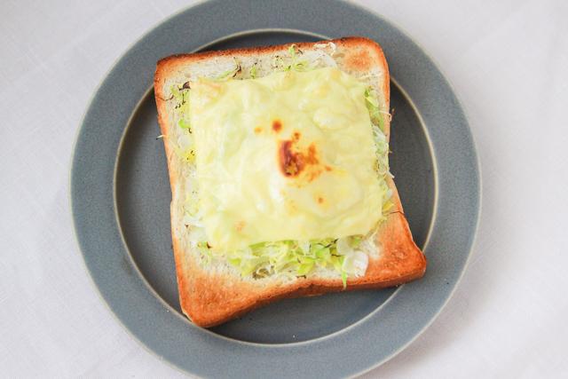 キャベツの甘さを味わう、キャベツのチーズドームトーストを作ろう!|キャベツのチーズドームトーストの作り方
