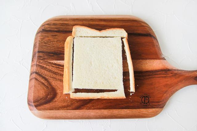 サンドイッチ用のパンがあればそちらを使ってOK|コンビニ食材でつくるお花見弁当・ロールサンドイッチのレシピ