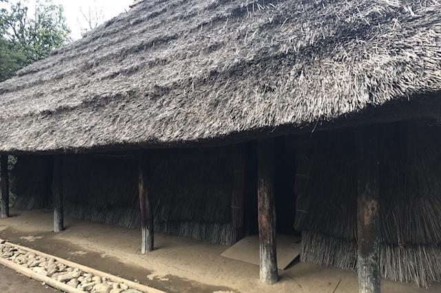 江戸初期の小平開拓当初の農民住居を復元したもの 小平ふるさと村 〝日本一大きい丸ポスト〟のある街・小平はノスタルジック&SNS映えする風景の宝庫だった