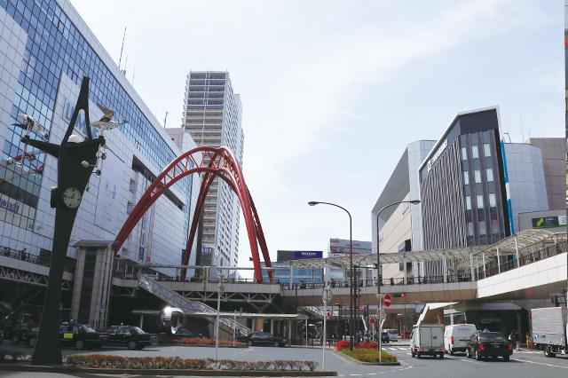 商業施設が建ち並ぶ立川駅北口|立川駅周辺の住みやすさは? 家賃相場・治安など実際に暮らす住人の評価を聞いてきた