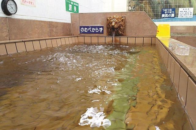 湯上りはハーブティーで極楽へ|銭湯JAPAN主宰・神藤啓司さんおすすめの銭湯・はすぬま温泉(蓮沼)