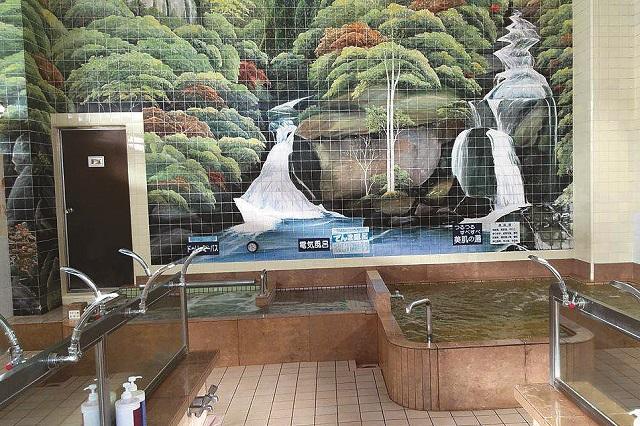 自然の中で湯を楽しんでいる感覚になるはすぬま温泉|銭湯JAPAN主宰・神藤啓司さんおすすめの銭湯・はすぬま温泉(蓮沼)