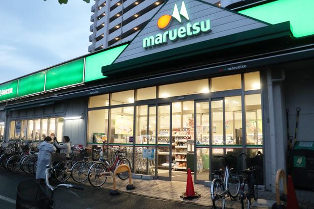 葛西駅から環七沿いを南に2分ほど歩くとスーパーのマツエツがある|最寄駅「葛西」の男女30人に生の声を聞いた! 葛西の住みやすさ、家賃相場、治安、買い物、アクセスは?