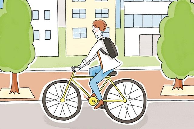 自転車があれば駅から遠い物件も選択肢に入る!|駅から遠い物件でも不便じゃない!知らないと損する、自転車生活のメリット
