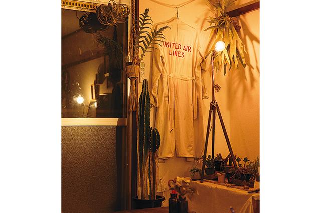 二人暮らし中の浦田さん夫婦の部屋の様子