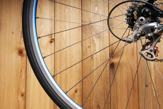 ロードバイクをアパートの駐輪場で保管するのはNG