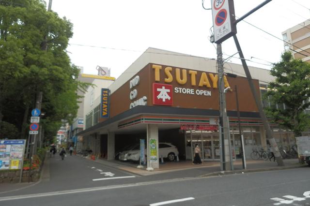 TSUTAYA船堀店の外観