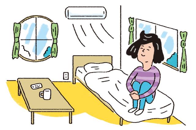 デザイナーズ物件に快適に住むなら冷暖房など居住性についても要チェック