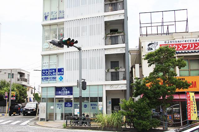 逗子駅前の医療機関