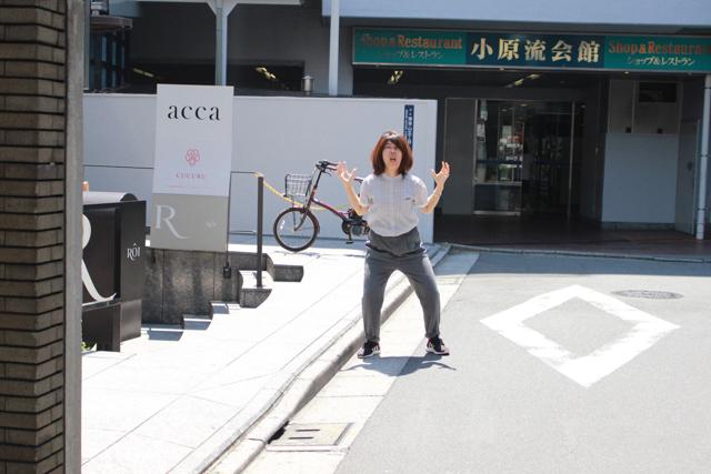 道端でさけぶCHINTAI編集部の木村