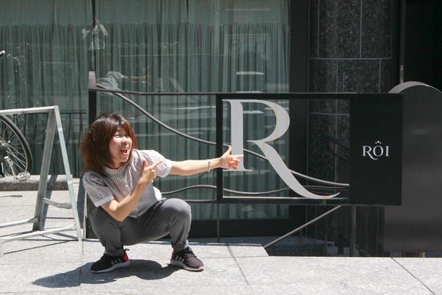おしゃれなサロン・表参道「ROI」