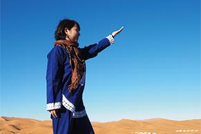 モロッコを旅した川西里奈さん