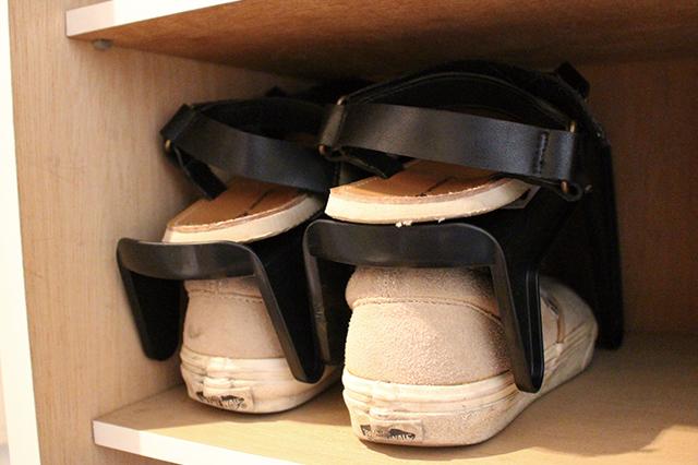 靴収納グッズの便利な使い方