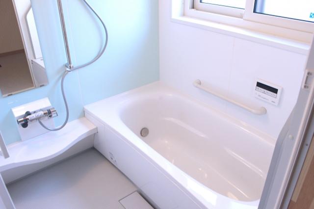お風呂のカビ対策