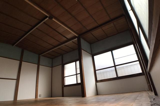 リノベーション前の山田さん宅の様子