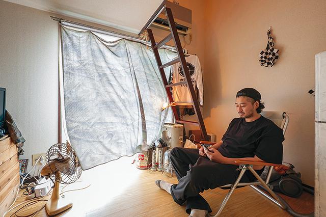 家賃を抑えて資金を貯蓄!都内で格安物件に住む男性の、格安家賃だからこそ描ける夢とは
