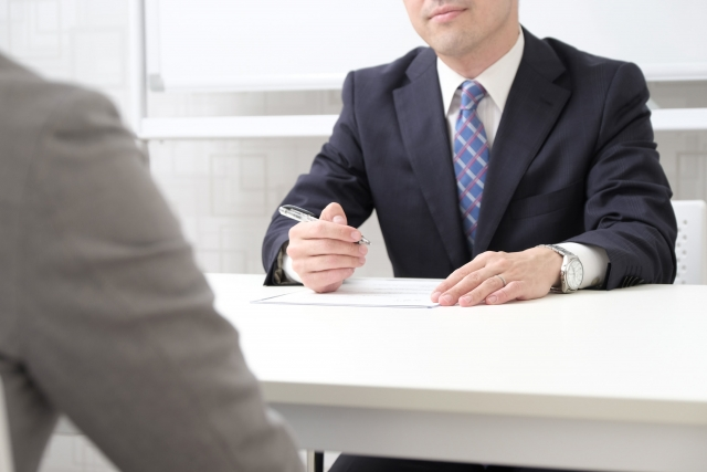 不動産会社の担当者とは、短期間だが深い付き合いになる