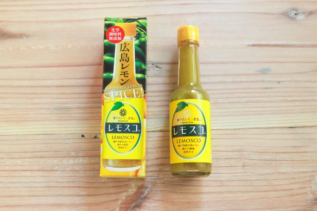 広島レモン レモスコ|432円(税込)