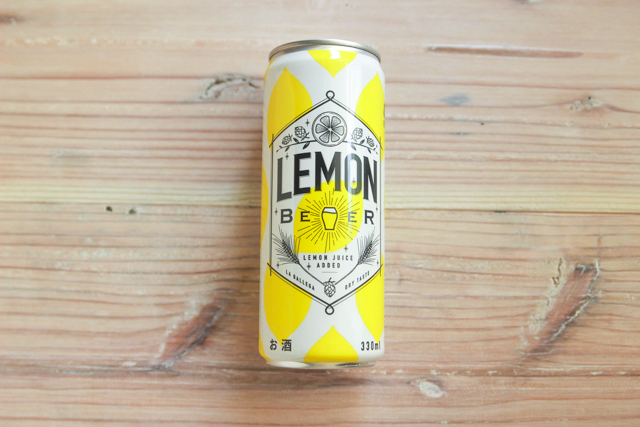 レモンビール ラ・ガジェガ|267円(税込)