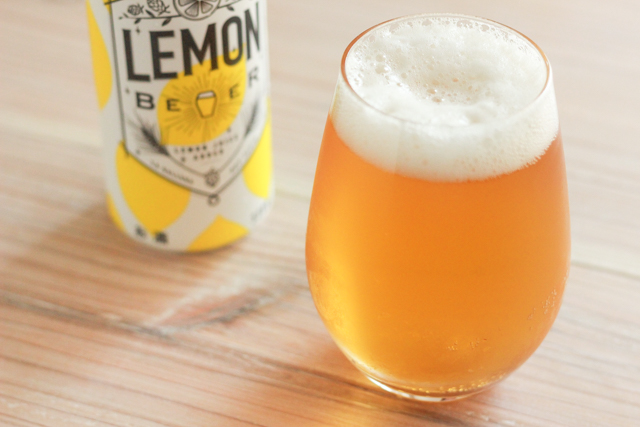女子会にぴったりなレモンビール ラ・ガジェガ